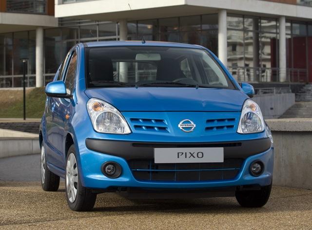 Nissan Pixo