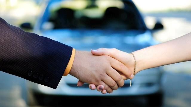 Кредитный автомобиль можно продать