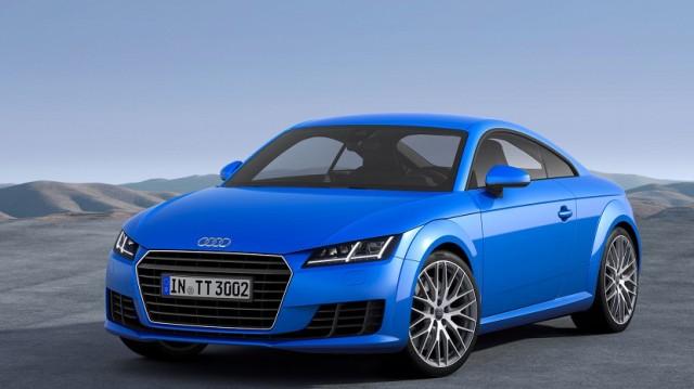Audi TT третьего поколения