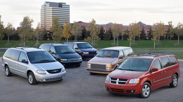 Представители данного класса автомобилей из США