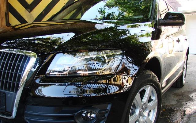 Чистый и блестящий автомобиль всегда радует глаз
