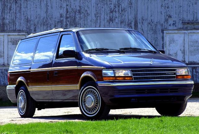 Автомобиль Plymouth Voyager