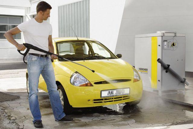 Насколько часто можно мыть машину летом?