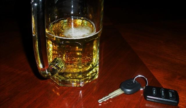 Нетрезвый автомобилист представляет опасность для окружающих