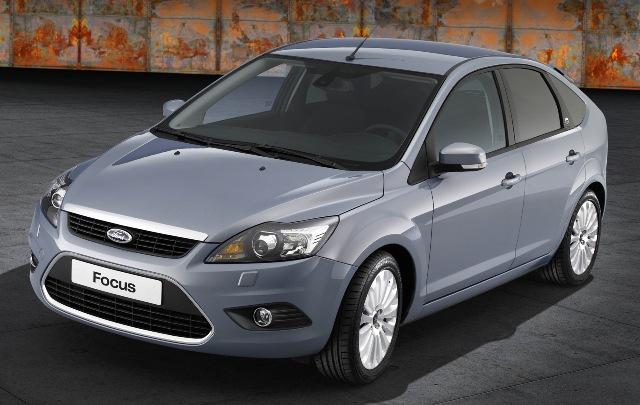 Ford Focus - популярный автомобиль