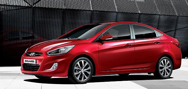 Hyundai Solaris - авто, которое создано для отечественных дорог