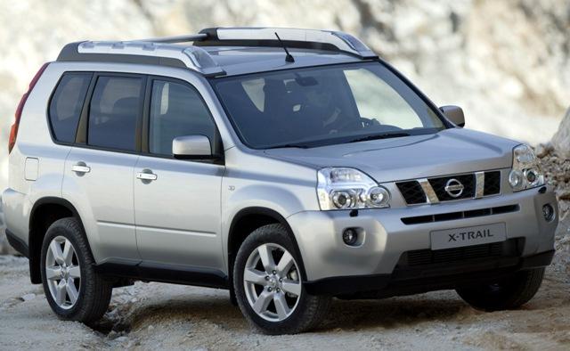 Nissan-X-Trail - внедорожник с высоким уровнем проходимости