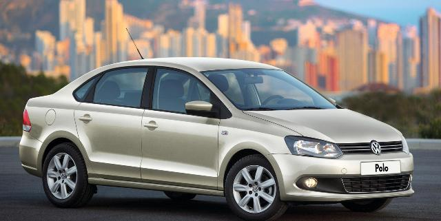 Volkswagen Polo - машина для наших дорог