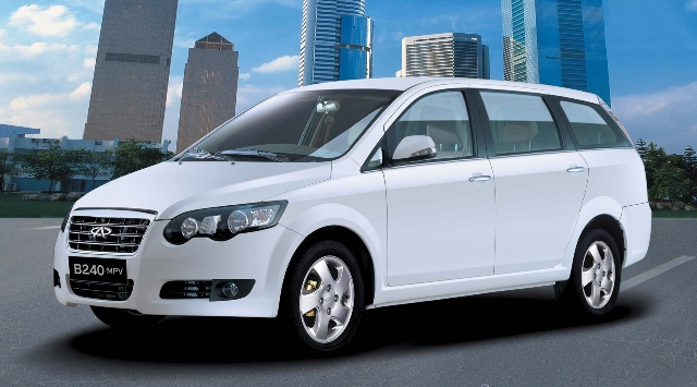 Chery Cross Eastar