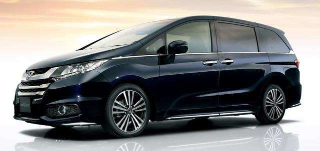 Honda Odyssey - один из самых надежных минивэнов
