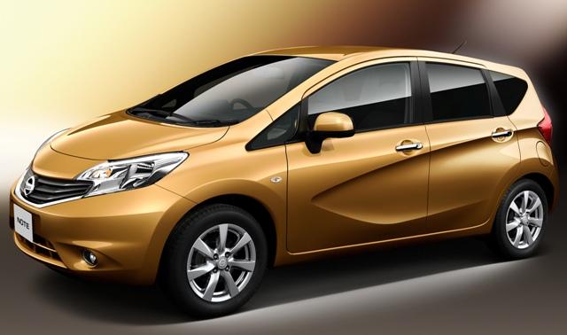 Nissan Note нового поколения