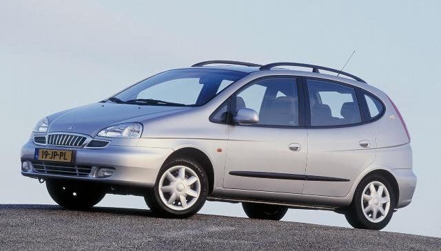 Внешний вид автомобиля Daewoo Tacuma