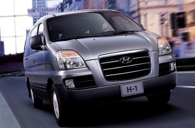 Hyundai H-1 - автомобиль для различных целей
