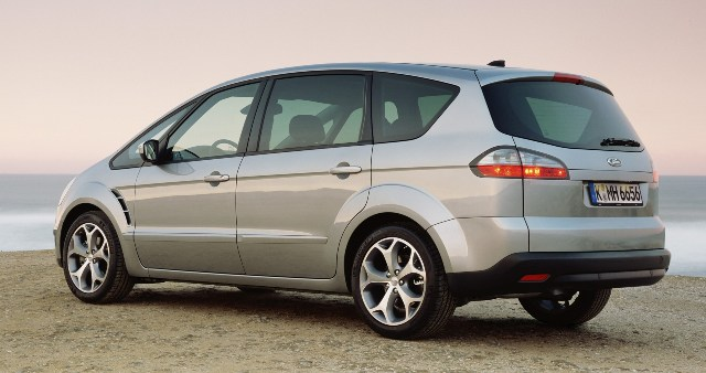Новый Ford S-MAX