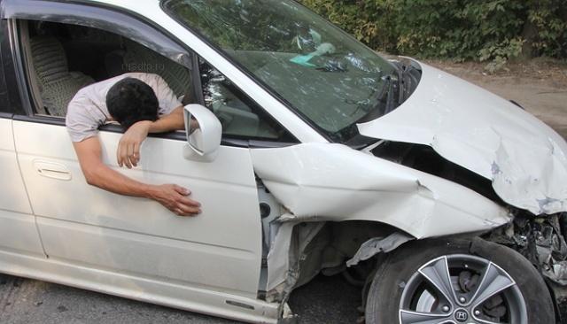 Аварии часто возникают из-за нетрезвых водителей