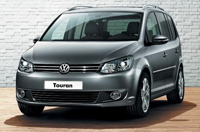 Volkswagen Touran - немецкий компактвэн