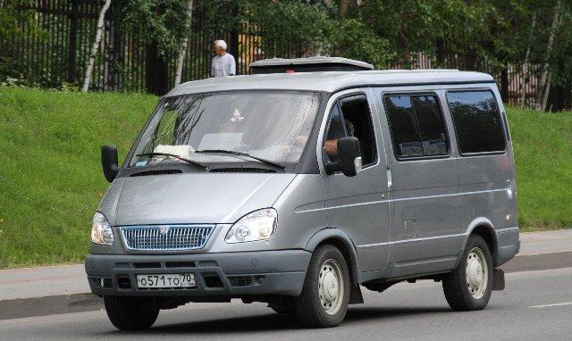"Автомобиль ""Соболь-Баргузин"""