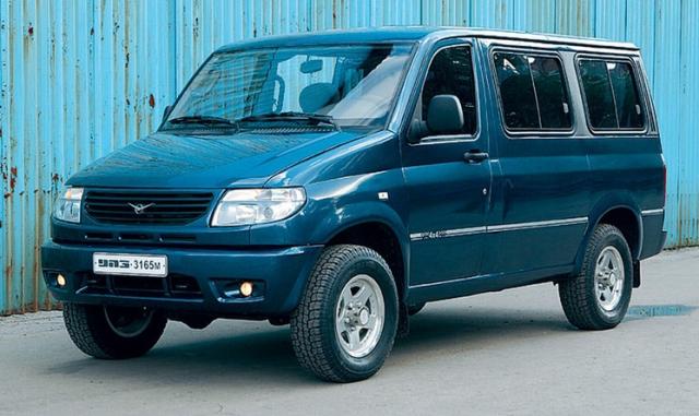 Автомобиль УАЗ-3165М