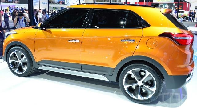 Новый Hyundai ix25