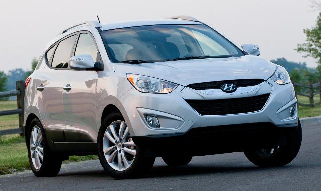 Hyundai Tucson - авто из Южной Кореи