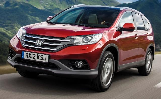 Honda CR-V - один из лучших семейных авто